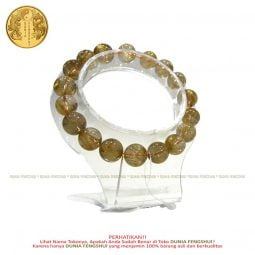 gelang sagenitic quartz